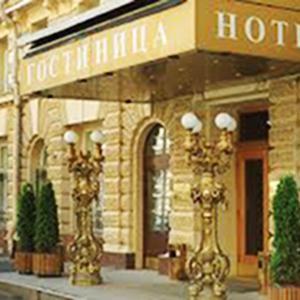 Гостиницы Динской
