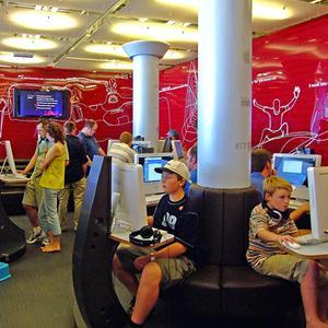 Интернет-кафе Динской