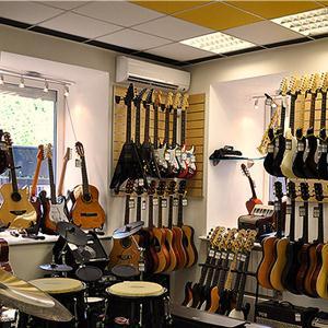 Музыкальные магазины Динской