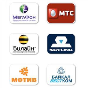 Операторы сотовой связи Динской