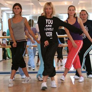 Школы танцев Динской