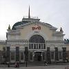 Железнодорожные вокзалы в Динской