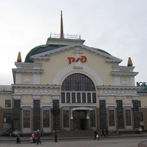 Железнодорожные вокзалы Динской